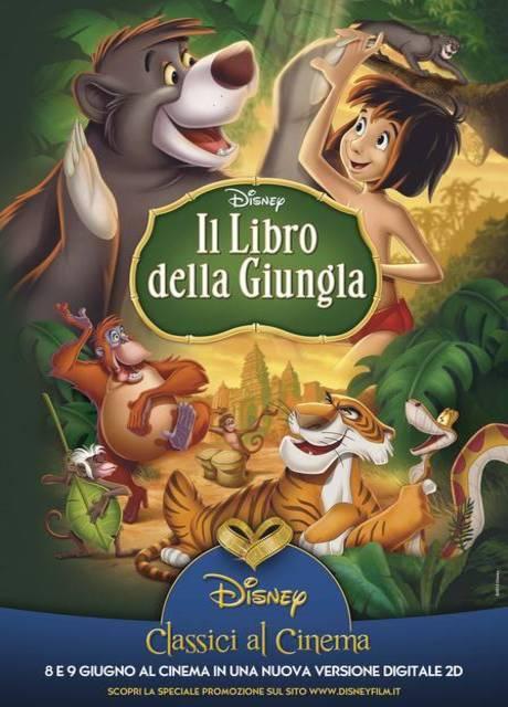 Il libro della giungla trama e cast screenweek