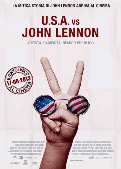 U.S.A. contro John Lennon (2013)