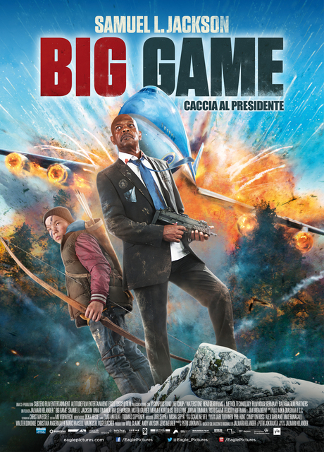 Big Game – Caccia al Presidente