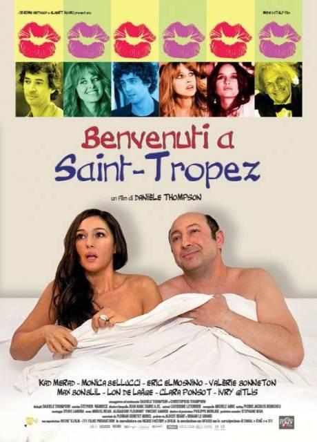 Benvenuti a Saint-Tropez