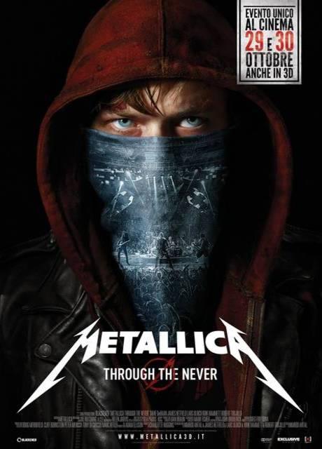 Metallica 3D - Through the Never