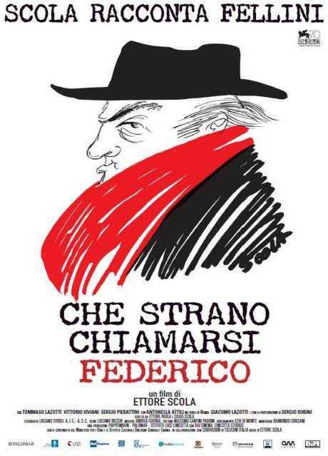 Che strano chiamarsi Federico!