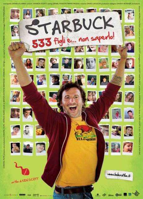 STARBUCK - 533 figli e…non saperlo!