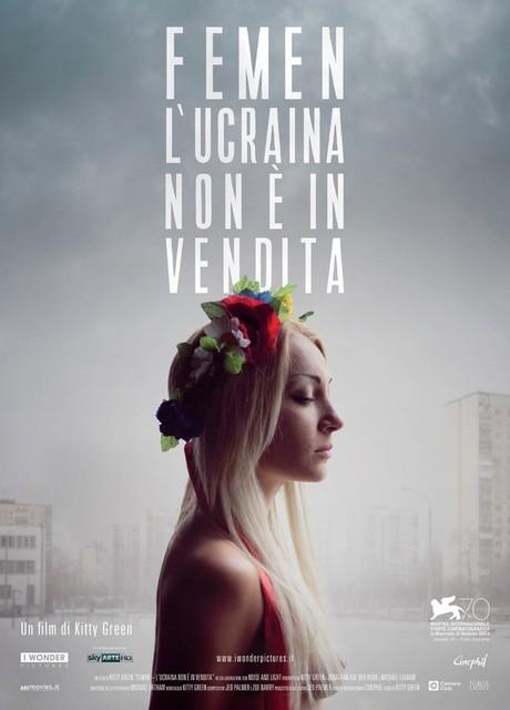 Femen – L'Ucraina non è in vendita