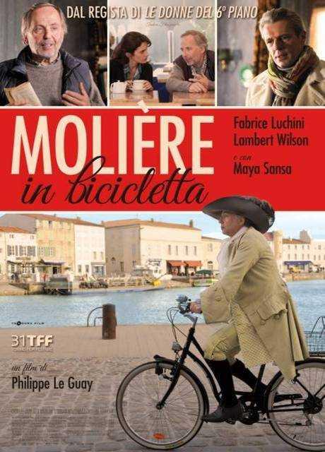 Moliere in bicicletta