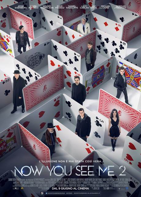 Now You See Me - I maghi del crimine 2