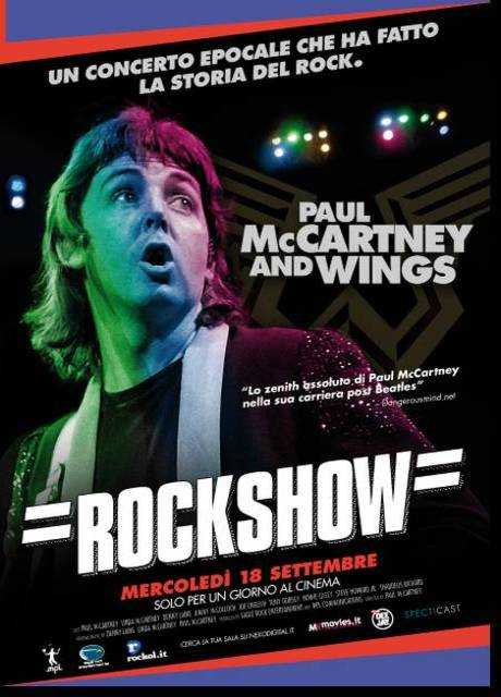 Rockshow - Paul McCartney and Wings