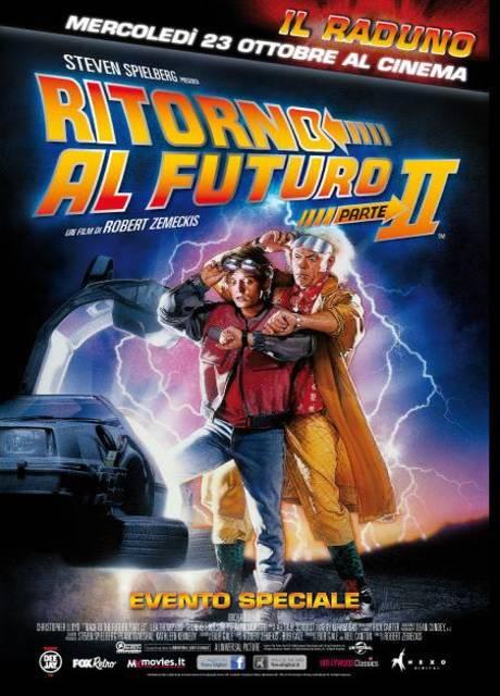 Ritorno al futuro parte II - Il Raduno