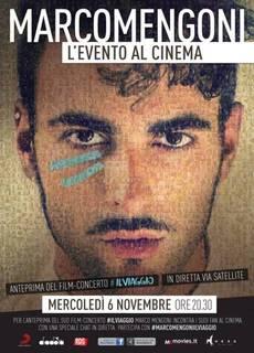 Marco Mengoni - L'evento al cinema