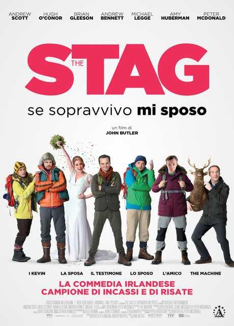 The Stag - Se sopravvivo mi sposo