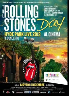 The Rolling Stones Day - Hyde Park Live