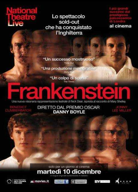 Theatre Live London: Frankestein