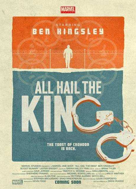 Marvel One Shot: All Hail the King