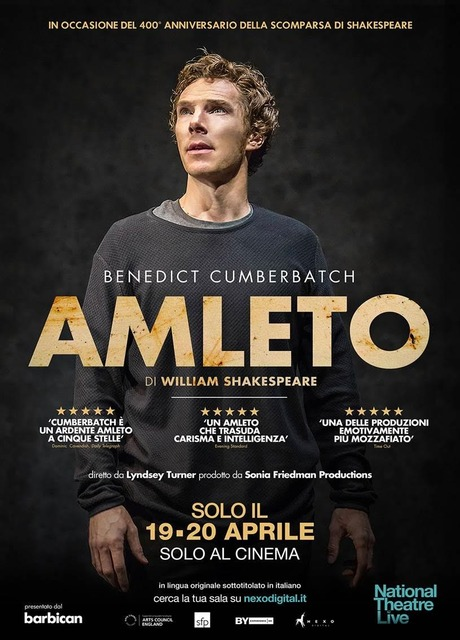 Amleto – National Theatre Live