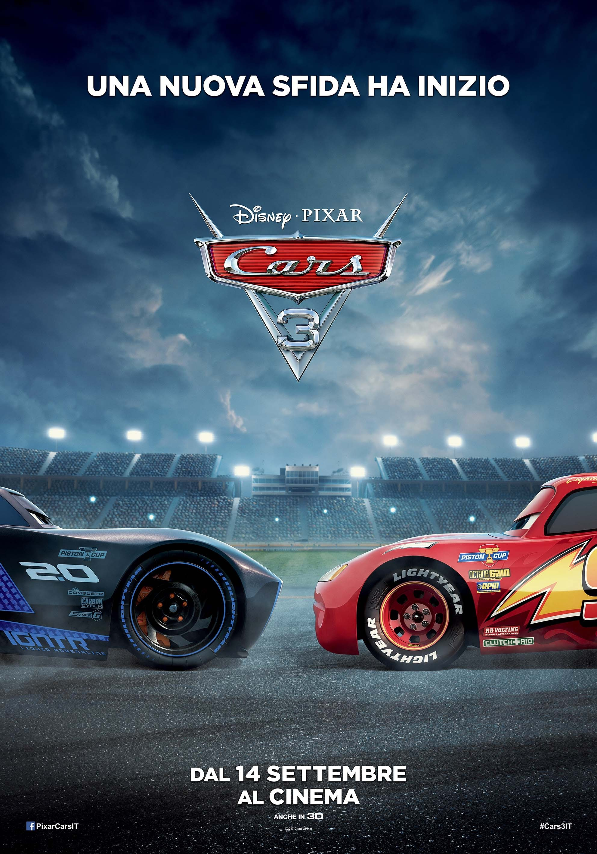 Cars 3 Trama E Cast Screenweek