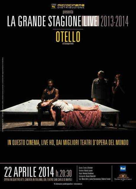La Grande Stagione Live - Otello