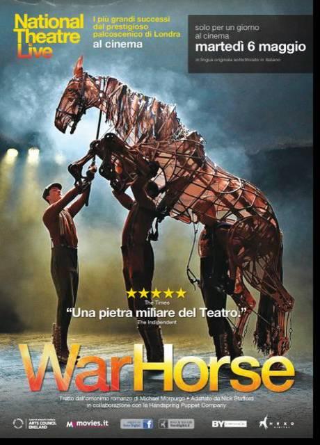 National Theatre Live - War Horse