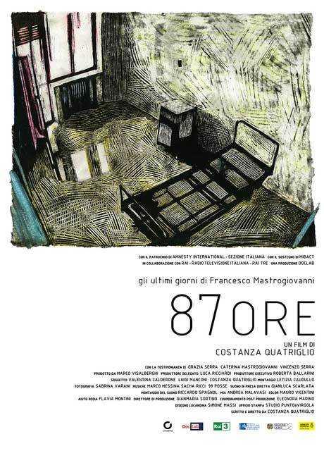 87 ore  - Gli ultimi giorni di vita di Francesco Mastrogiovanni