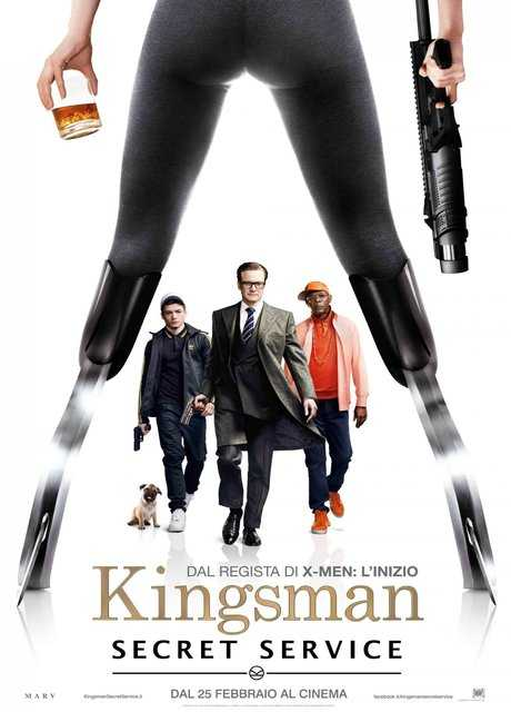 Kingsman: Secret Service
