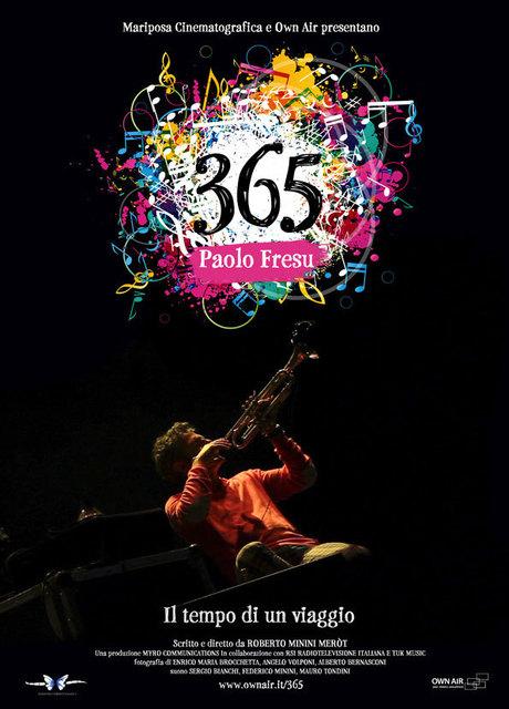 365 Paolo Fresu, il tempo di un viaggio