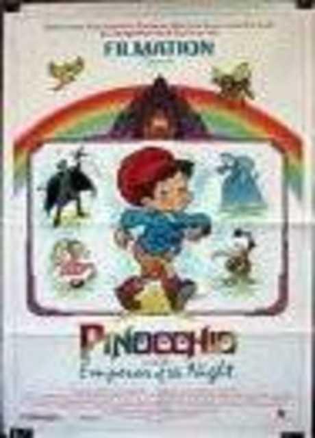 I sogni di Pinocchio