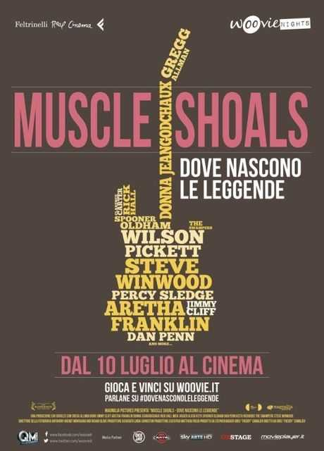 Muscle Shoals - Dove nascono le leggende