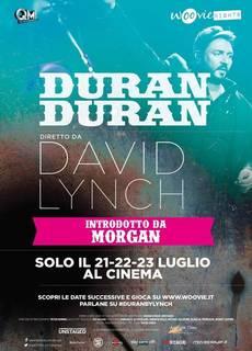 Duran Duran - Unstaged
