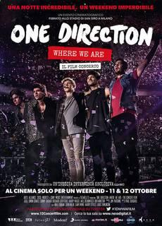 One Direction: Where We Are – Il Film concerto