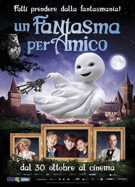 Un fantasma per amico