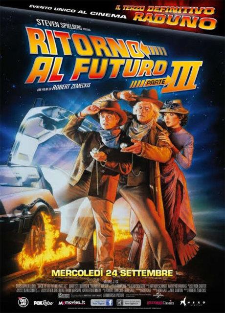 Ritorno al futuro parte III - Il Raduno