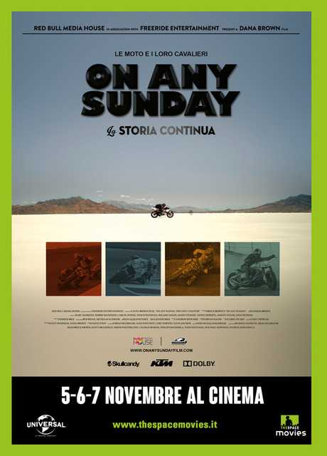 On Any Sunday: La Storia Continua