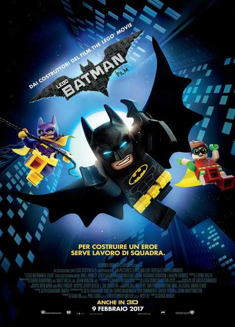 LEGO Batman iI Film