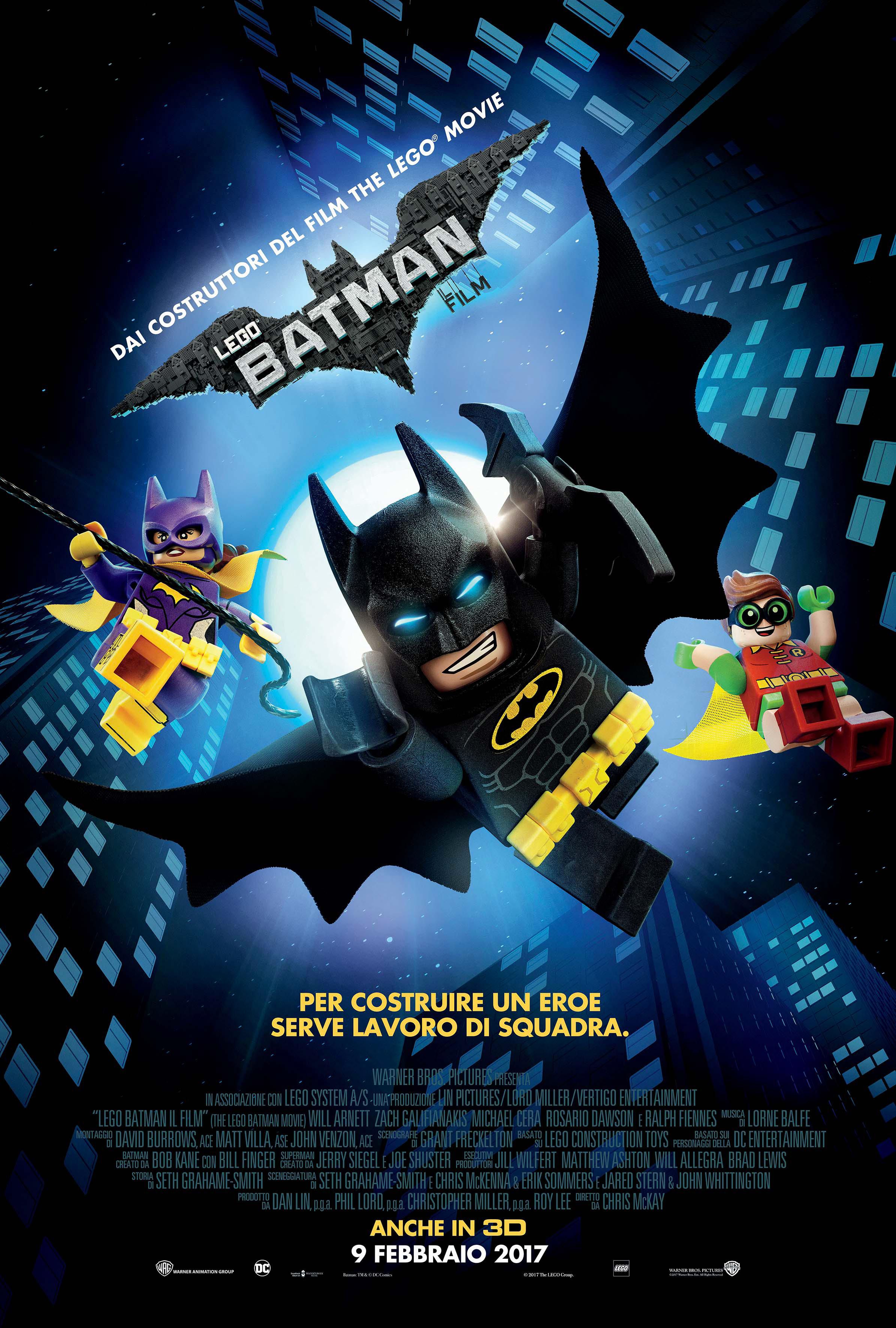 LEGO Batman iI Film