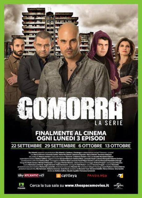 Gomorra La serie - Quarta parte