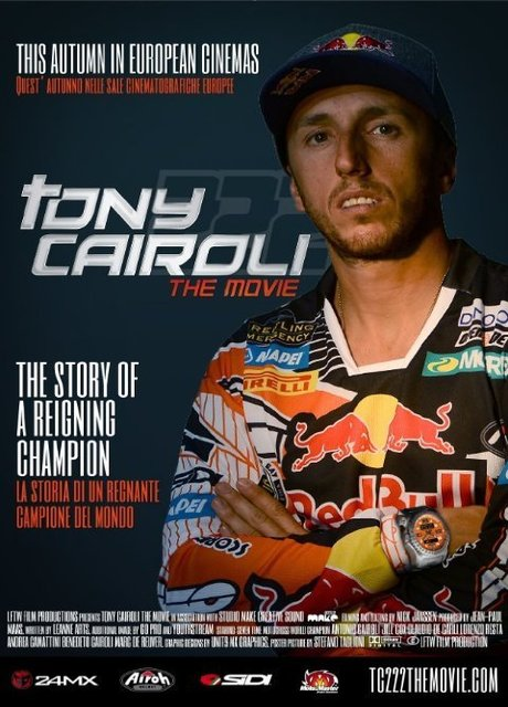 Tony Cairoli the Movie
