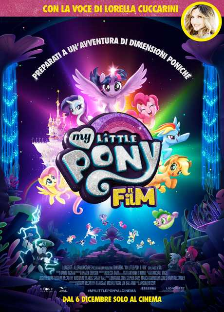 My Little Pony - Il film
