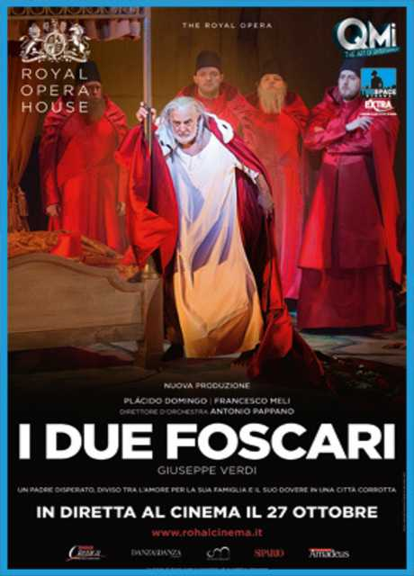 I DUE FOSCARI - Royal Opera House