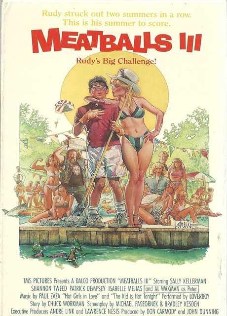 Meatballs III: Summer Job