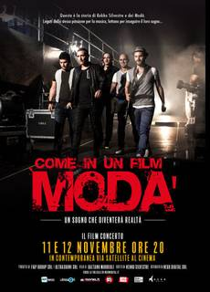 Modà  - Come in un film