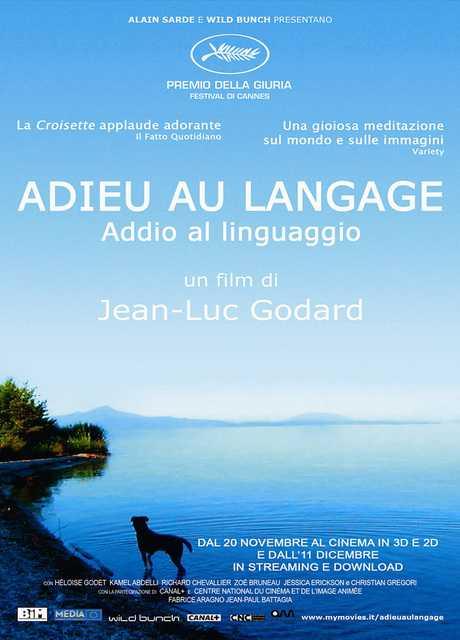 Addio al linguaggio