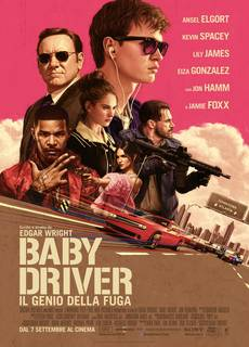 Baby Driver - Il Genio della Fuga