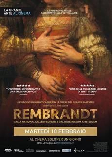 La grande arte al cinema - Rembrandt
