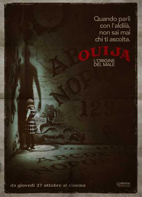 Ouija - Le origini del male