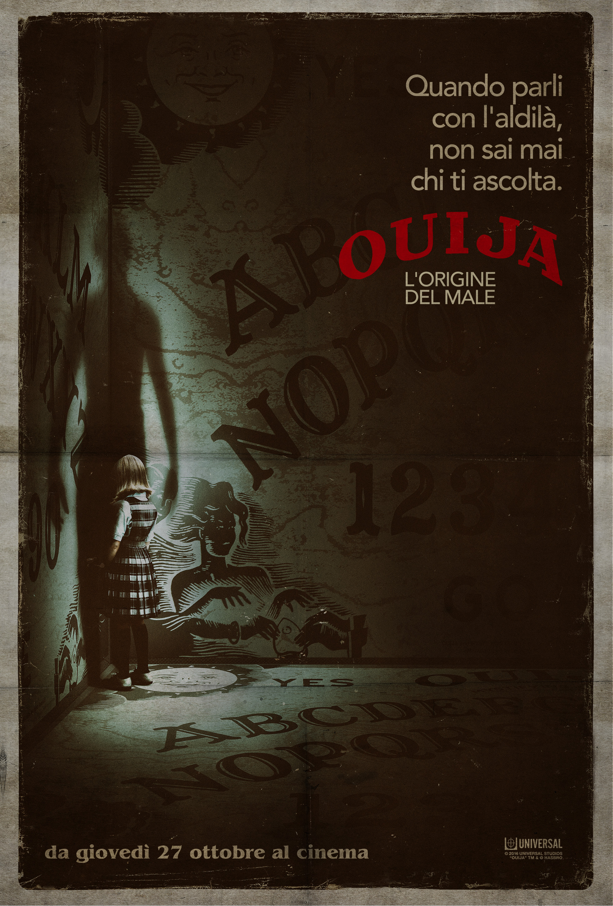 Ouija - L' origine del male
