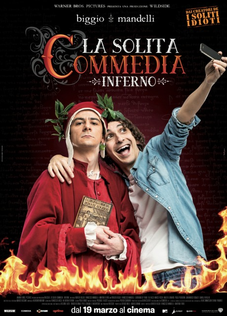 La solita commedia - Inferno