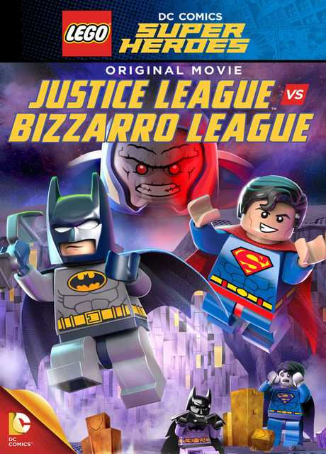 Lego DC Comics Super Heroes: Justice League vs. Bizzarro League