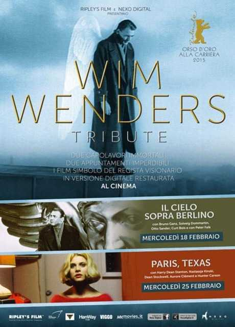 Wim Wenders Tribute - Il cielo sopra Berlino