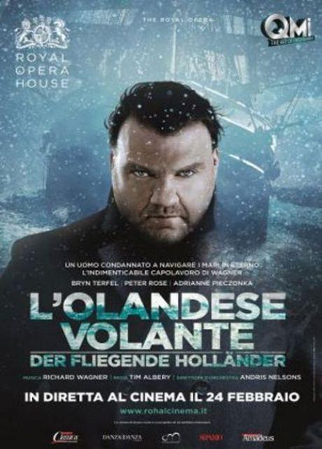 Royal Opera House: L'Olandese Volante