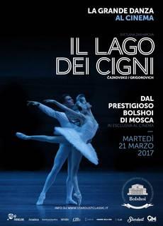 Balletto del Bolshoi di Mosca: Il lago dei cigni