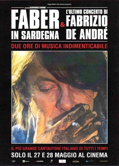 Faber in Sardegna & L'ultimo concerto di Fabrizio De André